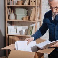Увольнение работающего пенсионера без отработки