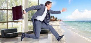 Как оформить отпуск с последующим увольнением, образец заявления